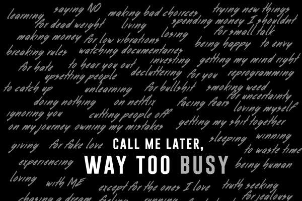 DURELL, Call Me Later, Way Too Busy, EP Review, Independent HipHop, Underground HipHop, Unsigned Artists, Music Reviews, Online Music Magazine, Submit Music, Music Promotion,