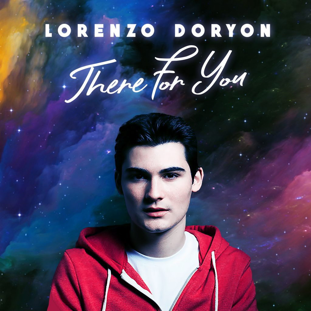 Lorenzo Doryan, There For You, Single Review, Music Reviews, Indie Blog, Independent Music Blog, Songwriter Community, Magazine Feature, Submit Music,
