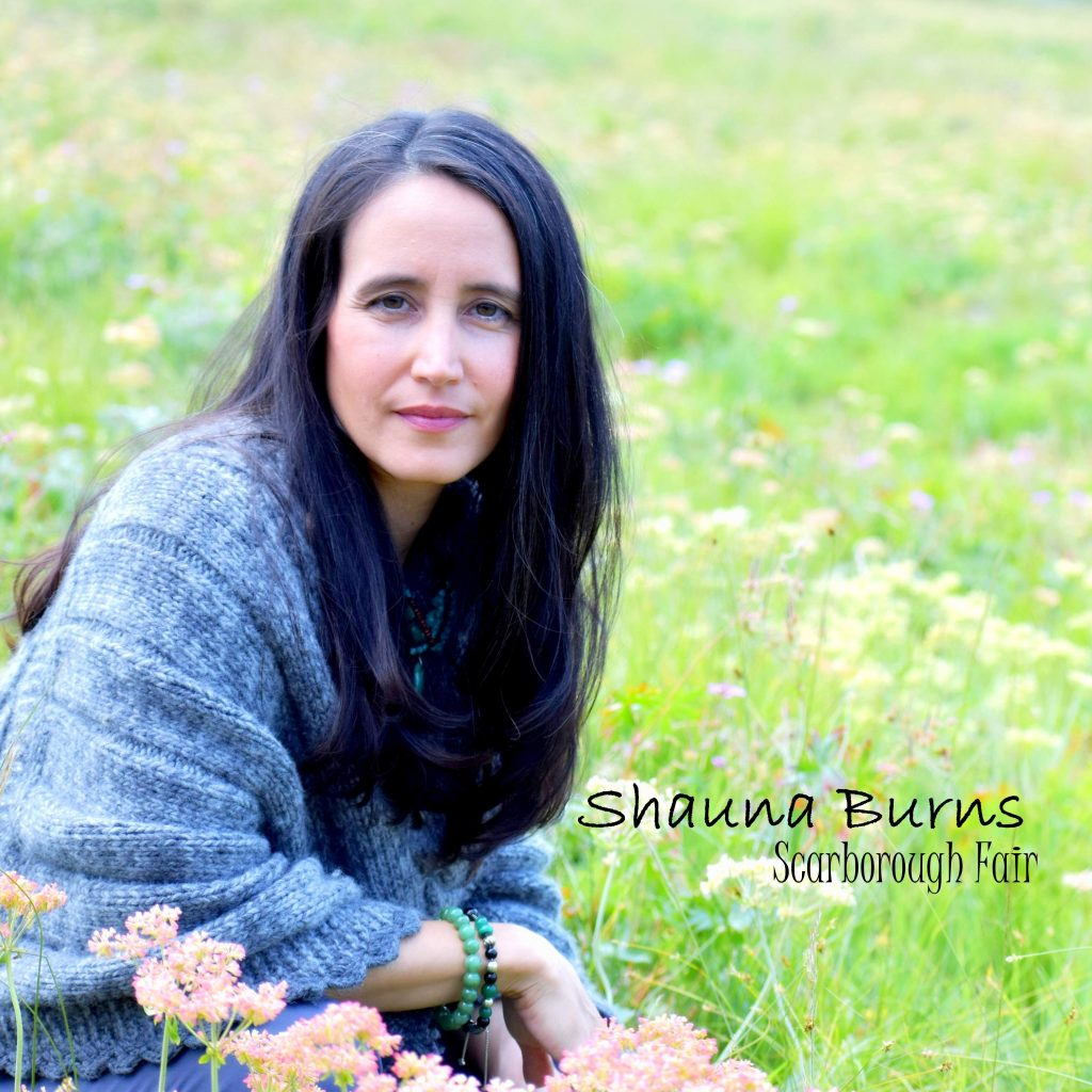 Shauna Burns, Scarborough Fair, Music Review, Single Review, Celtic Twist, Celtic Music, Cover, Indie Blog, Independent Music, Unsigned Artists, Music Promotion, Get Discovered,