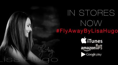 Lisa Hugo, Fly Away In The Arms Of The Angel, Music Review, Indie Blog, Independent Music, Music Promotion,