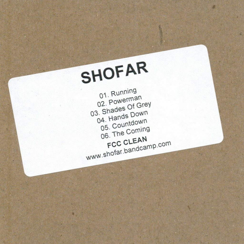 Shofar, Running, Review, Indie Blog, Song Reviews, Music Blog, Independent Music, Unsigned Bands, Music Promotion, Submit Music For Review, Media Support,