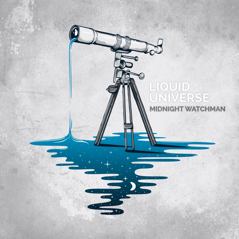 Midnight Watchman, Liquid Universe, Ambient Music, Indie Blog, Album Review, Modulator Records, Music Promotion, Professional Music Reviews, Submit Your Music,