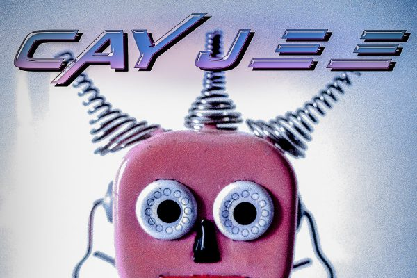 Cayjee, Retrophonic EP, Modulator Records, Paris, France, Review, Music Reviews, Indie Blog, Independent Music Blog, Music Promotion, Unsigned Artists, Producers, Submit Music,