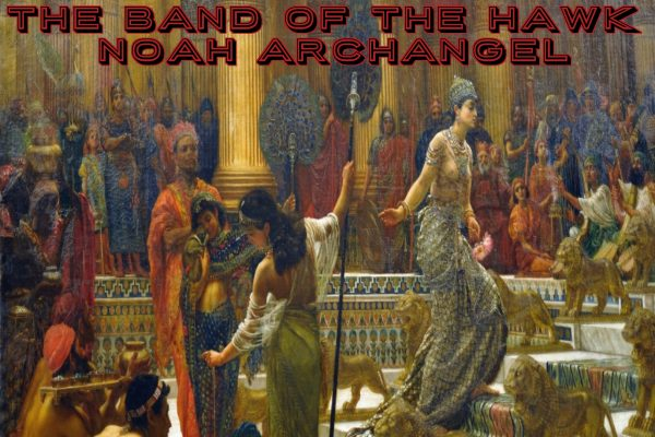 The Band Of The Hawk, The Maschine Wars: Songs of Solomon, Noah Archangel, Music Review, Indie Blog, Unsigned Rappers, Artists, HipHop, Independent Music, Music Promotion, Submit Music,