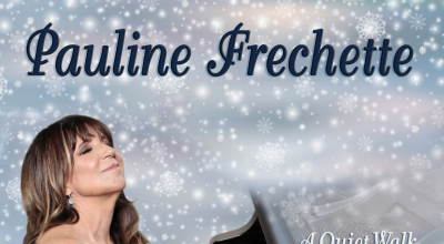Pauline Frechette, A Quiet Walk In The Snow (Christmas Version), Review, Unsigned Artists, Indie Blog, Christmas Songs, Original Music, Submit Music, Music Promotion,