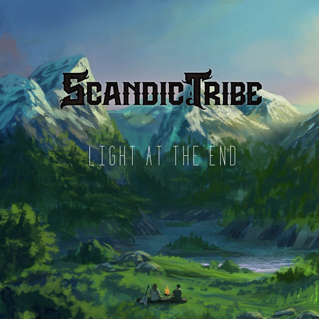Scandic Tribe, Light at the End, Album Review, Indie Music Blog, Independent Music Blog, Unsigned Artists, Producers, Music Promotion, Submit Music For Review, Submit Your Music, Rock Reviews,