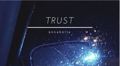 Annabella, Trust, Single Review, Indie Music Blog, Independent Music Blog, Unsigned Artists, Producers, Music Promotion, Submit Music For Review, Present Paradox, Submit Your Music, Rock Reviews, Singer Songwriter, Hip Hop Blog, Independent Hip Hop, Unsigned Artists,