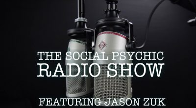 The Social Psychic Radio Show, Jason Zuk, Medium, Podcast, Podcast Review,