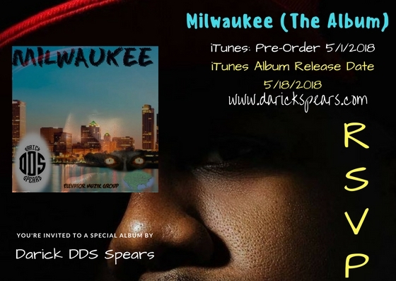 Milwaukee, Darick DDS Spears, Album Review, Documentary, Music Review, New Music Blog, Alternative Music Press, Free Music Promotion, Affordable Music Promotion, Music Review, Music Video, Indie Blog, Music Promotion, Free Music Promotion, Independent Music Forum, Support, Alternative Music Press, Indie Rock, UK Music Scene, Unsigned Bands, Blog Features, Interview, Exclusive, Folk Rock Blog, Indie Rock, EDM, How To Write Songs, Independent Music Blog,