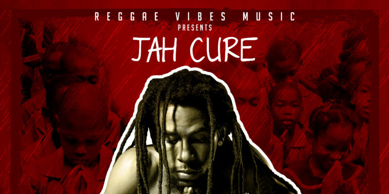 JAH CURE - Jah Watch Over His People (Reggae Star Riddim) - Stereo