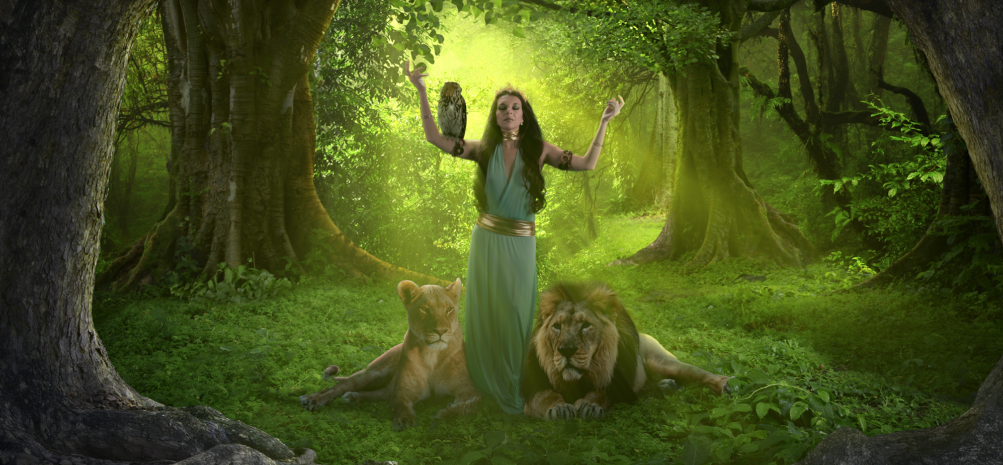 Inanna - Womens nurturing  empathetic qualities are very much